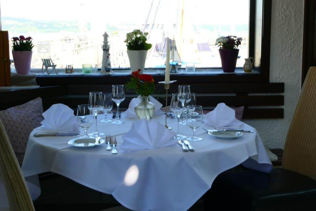 Pavillon - Restaurant Staader Fährhaus